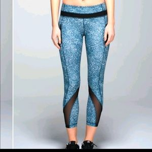 Lululemon S2 7/8 leggings inspire tight II
